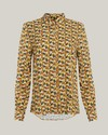 Ginkgo printed blouse - Brava Fabrics - 2