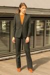 Veste tailleur paris vert profond - 17h10 - 7