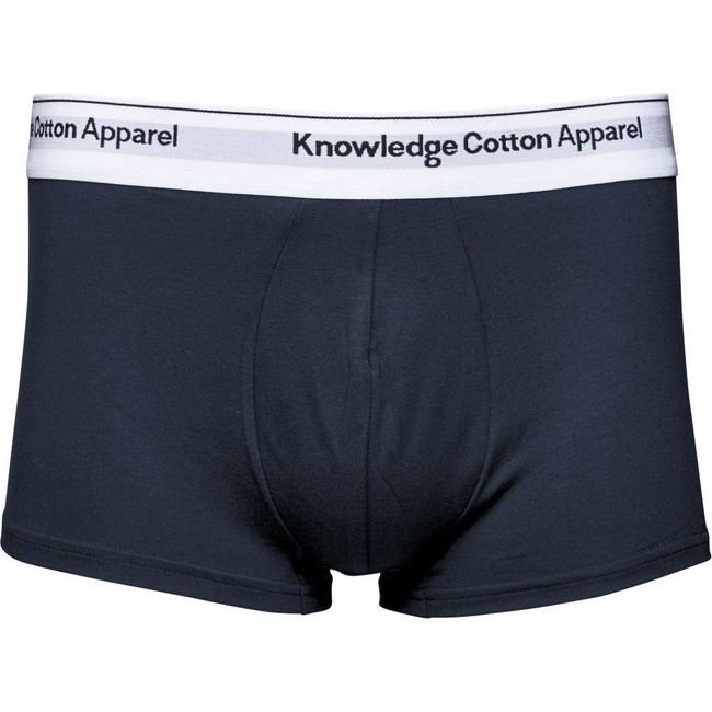 Pack boxers unis en coton bio - Knowledge Cotton Apparel num 2