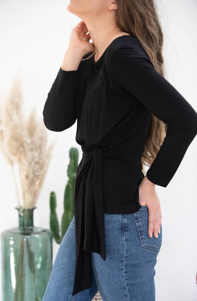 Top gardenia noir - Avani num 2