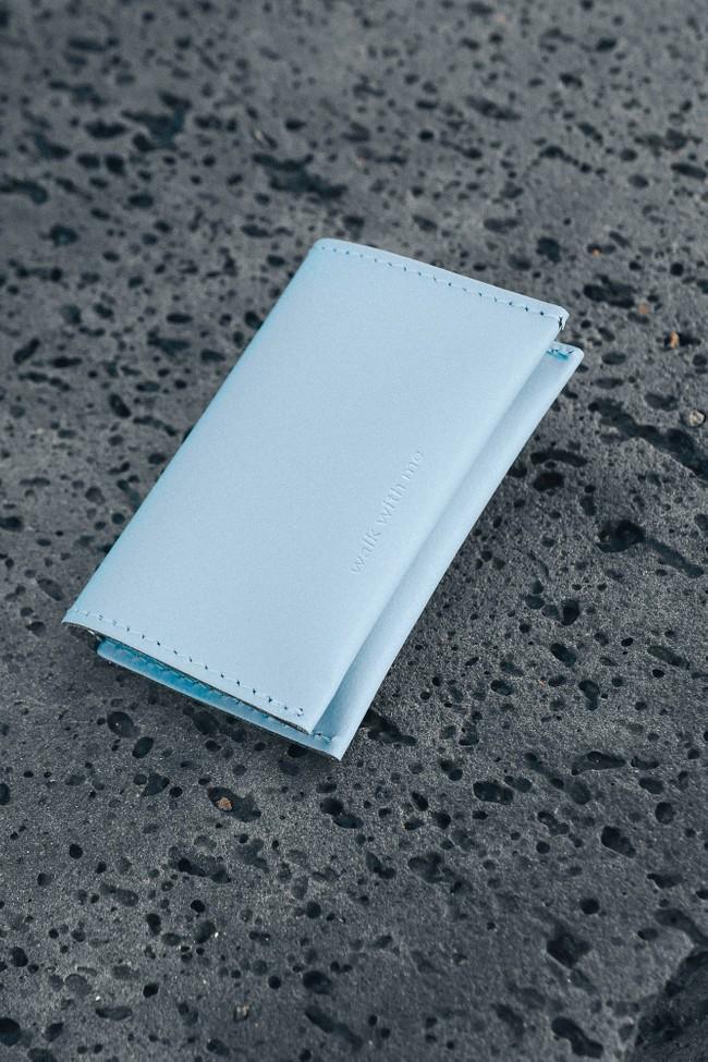 Bill fold wallet - Walk with me num 2