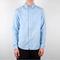 Chemise bleue à motifs en coton bio - Dedicated num 0