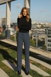 Pantalon tailleur berlin pétrole - 17h10 - 2