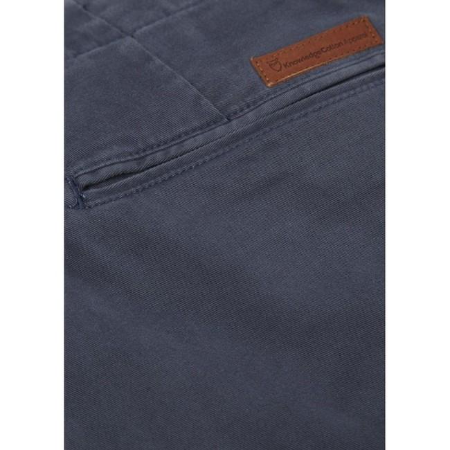 Pantalon indigo vintage en coton bio - Knowledge Cotton Apparel num 1