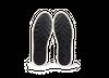 Chaussure en gravière cuir vert sapin - Oth - 5
