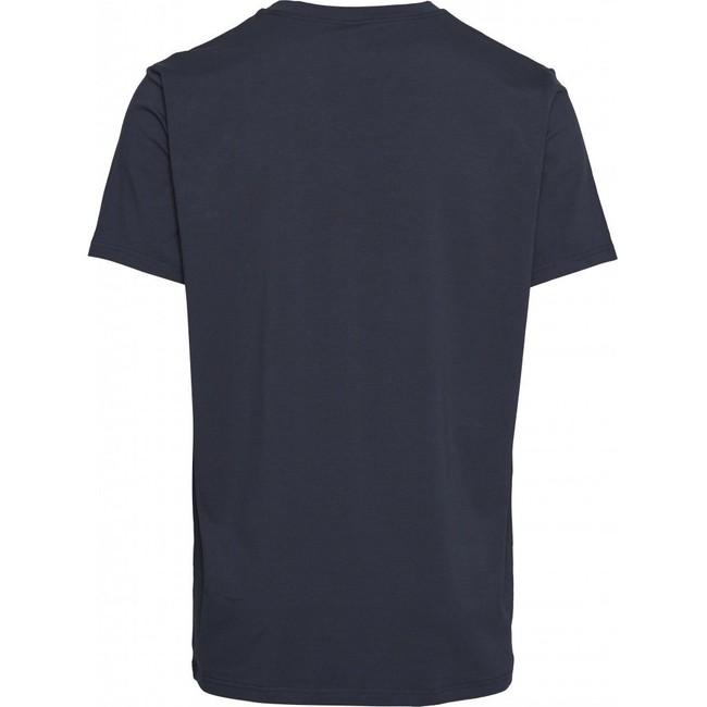 Pack t-shirt et boxer marine en coton bio - Knowledge Cotton Apparel num 2