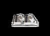 Chaussure en glencoe cuir blanc / suède gris clair - Oth - 3