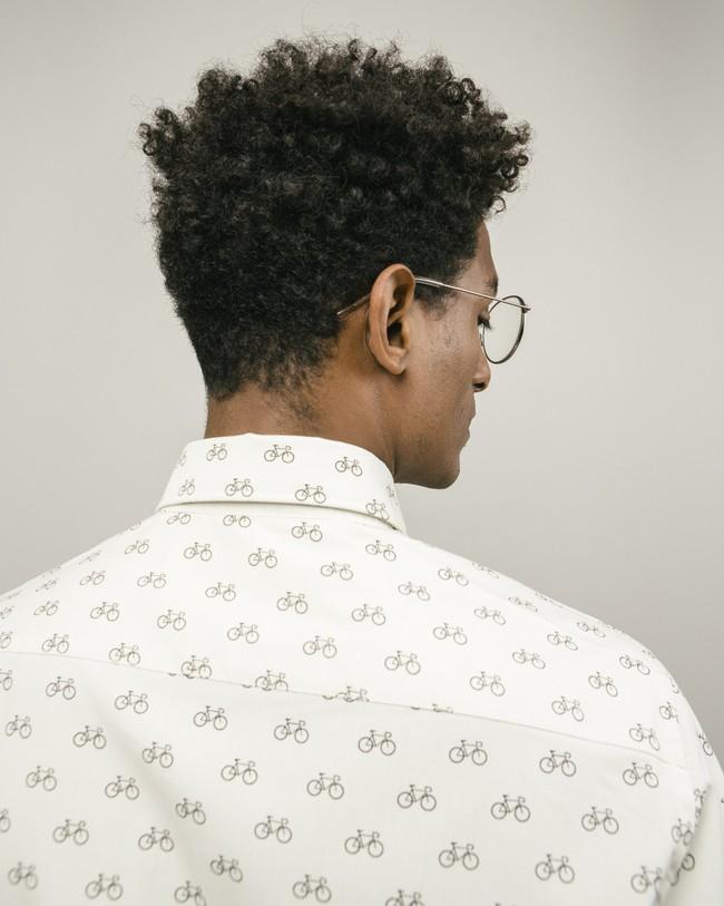 Fixed gear rider printed shirt - Brava Fabrics num 10