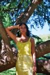 Top darcy - happy yellow - Andore Paris - 3