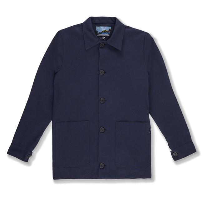 Veste recyclée - la veste bleue - Hopaal