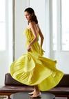 Robe ravage // jaune - Bagarreuse - 1