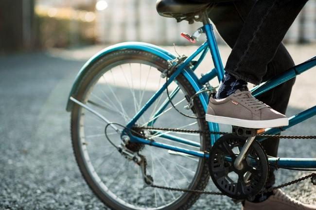Chaussures recyclées cannon brindle homme - Saola num 1