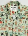 Lucha libre aloha shirt - Brava Fabrics - 5