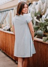 Teahupoo dress - grey - Shak & Kai