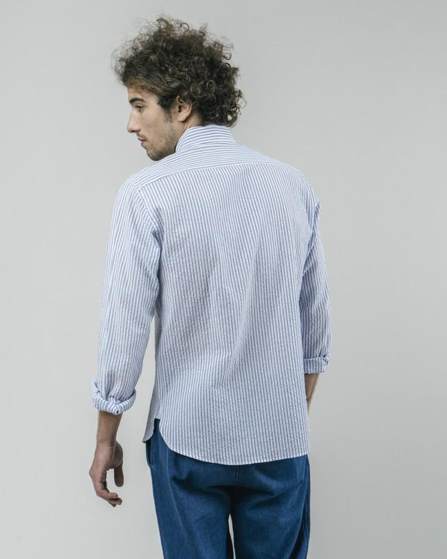 Sakuraya tea essential shirt - Brava Fabrics num 6
