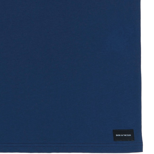 T-shirt en coton bio night blue sailor - Bask in the Sun num 3