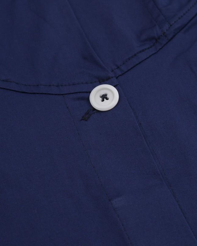 Hooded parka blue - Brava Fabrics num 1