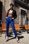 Pantalon kipants bleu de travail - Les Récupérables - 3