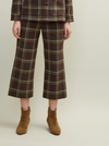 Pantalon andy // clan marron - Bagarreuse - 1