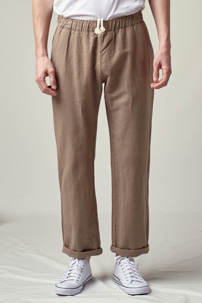 Pantalon tenerife en lin - Noyoco num 11