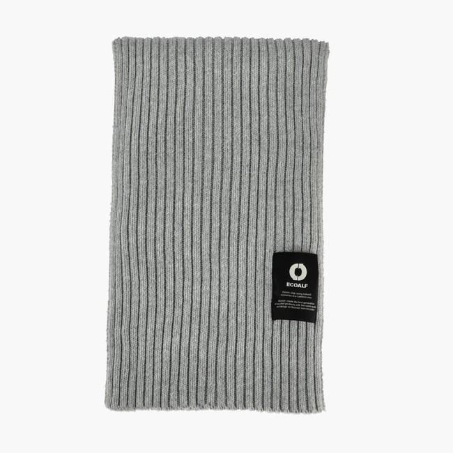 Echarpe grise - thick scarf - Ecoalf