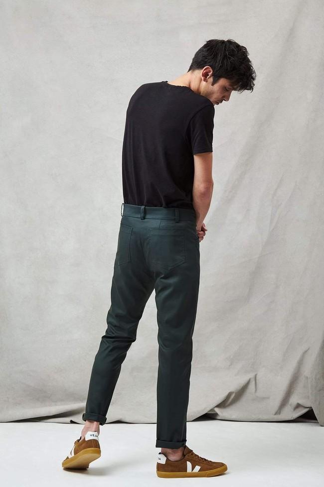 Pantalon homme vert ratp - Les Récupérables num 1