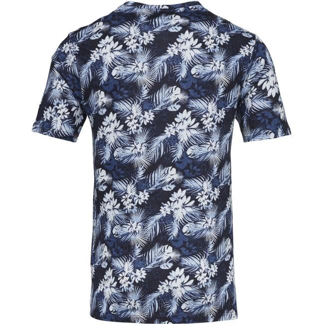 T-shirt imprimé en lin bio - Knowledge Cotton Apparel num 3
