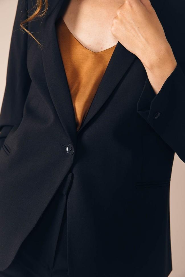 Veste tailleur paris noire - 17h10