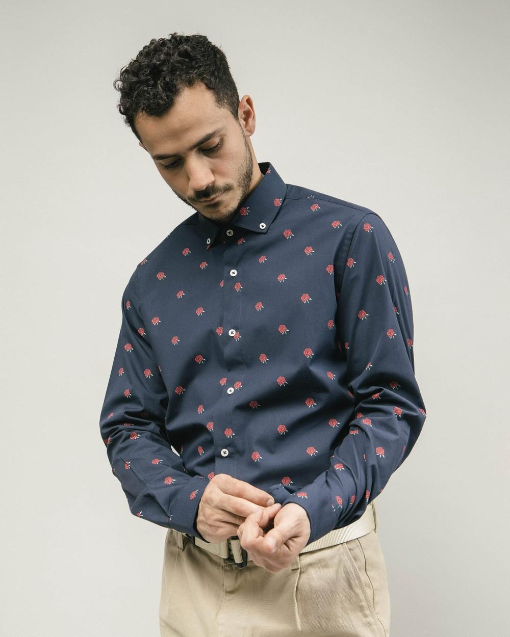 The end printed shirt - Brava Fabrics