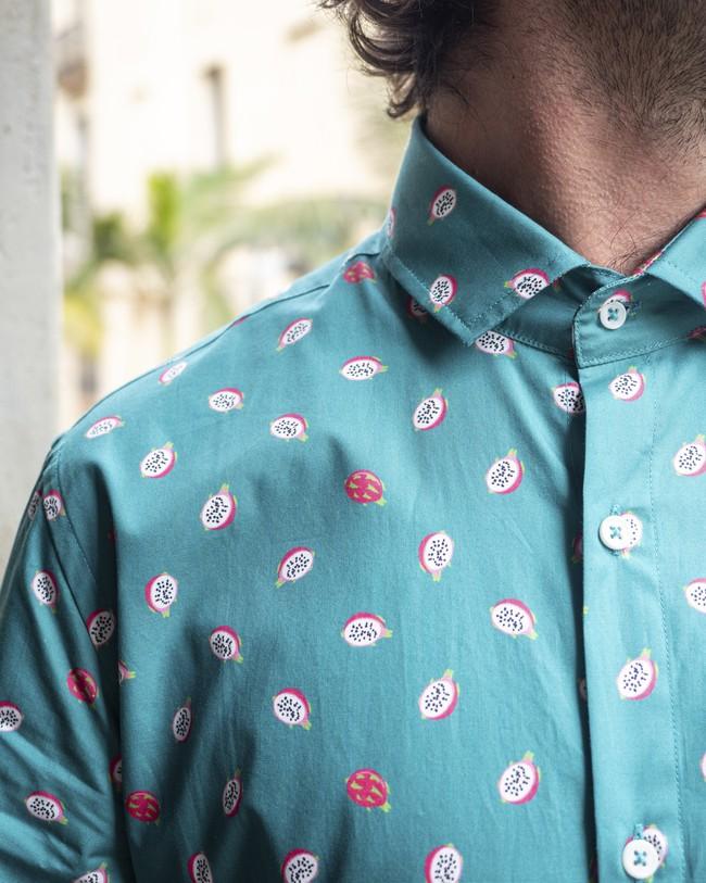 Pitaya paradise printed shirt - Brava Fabrics num 7
