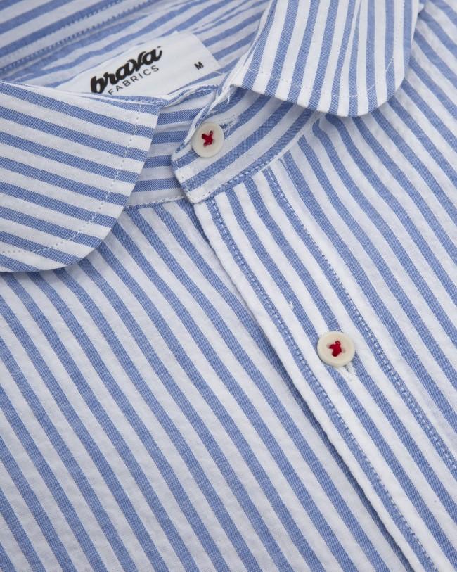 Sakuraya tea essential shirt - Brava Fabrics num 3