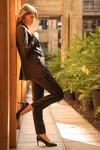 Pantalon tailleur new-york marron - 17h10 - 6