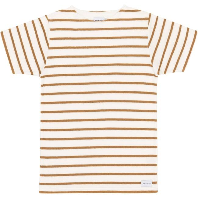 T-shirt en coton bio sand goxo - Bask in the Sun