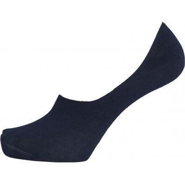 Pack chaussettes courtes marine en coton bio - 2 paires - Knowledge Cotton Apparel