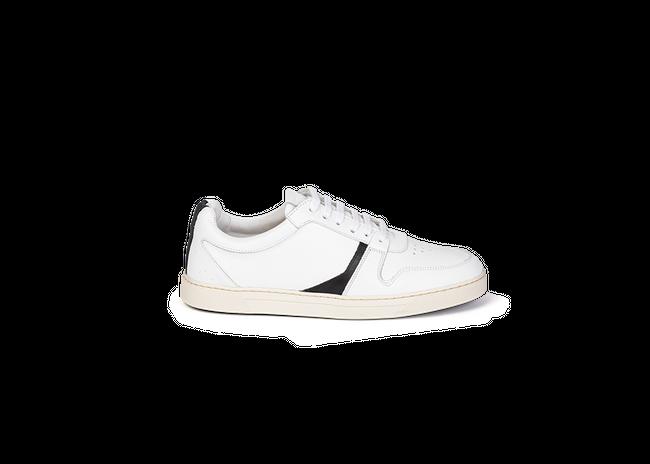 Chaussure en glencoe cuir blanc - Oth num 3