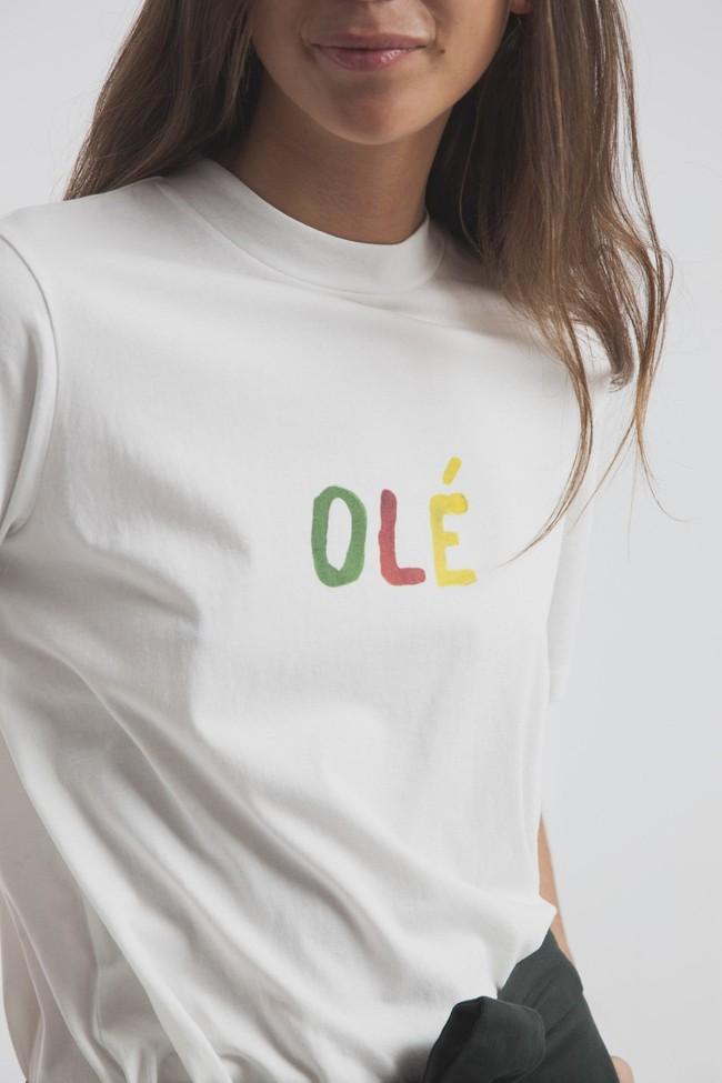 T-shirt en coton bio olé - Thinking Mu num 3