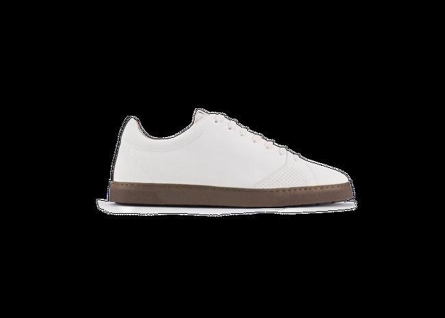 Chaussure en gravière suède off-white / semelle cappuccino - Oth num 3