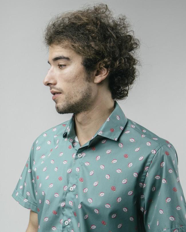 Pitaya paradise printed shirt - Brava Fabrics num 5