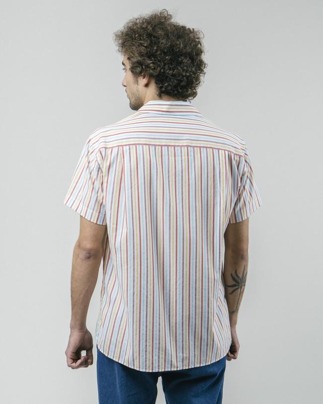 Downtown stripes aloha shirt - Brava Fabrics num 5