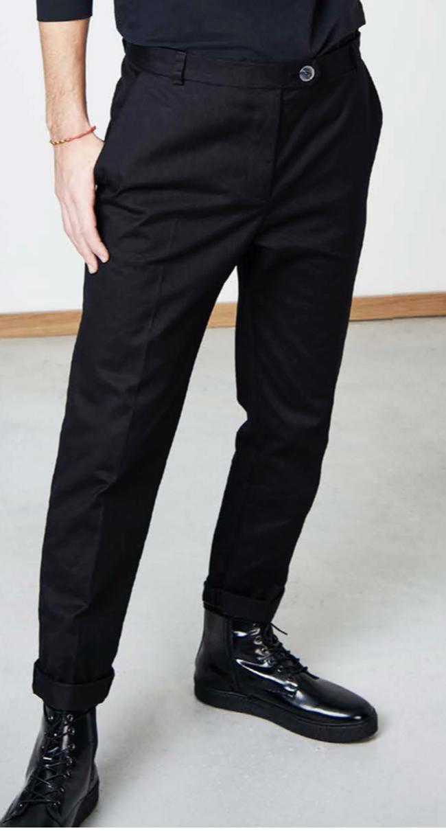Pantalon noir - liam - Jan'n June