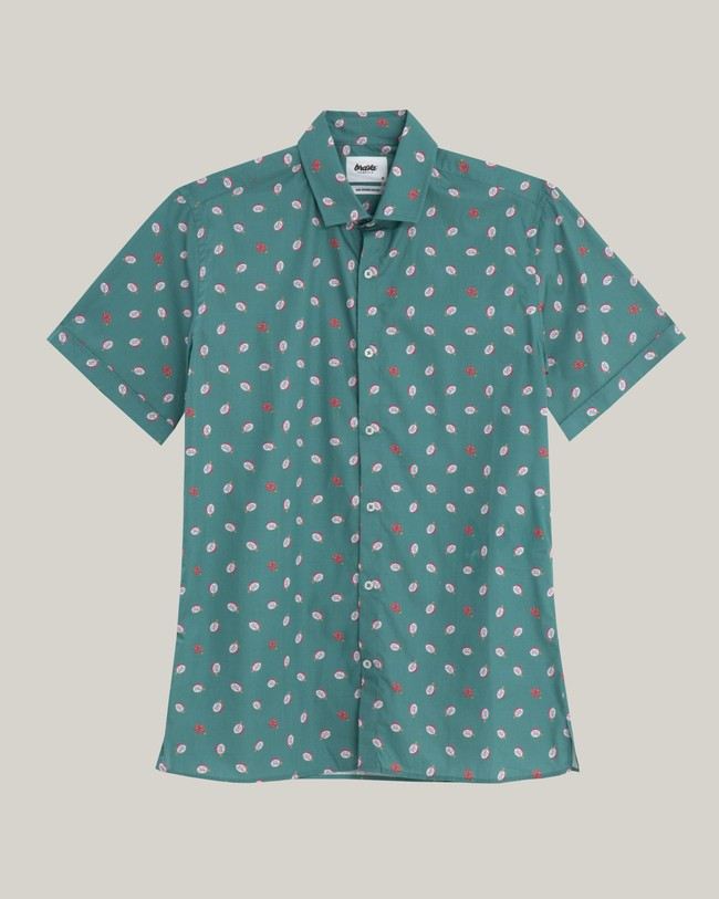 Pitaya paradise printed shirt - Brava Fabrics num 2