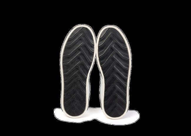 Chaussure en glencoe cuir blanc - Oth num 4