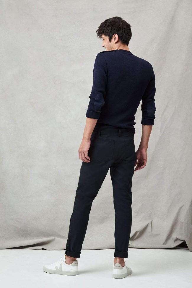 Pantalon homme noiraude - Les Récupérables num 1