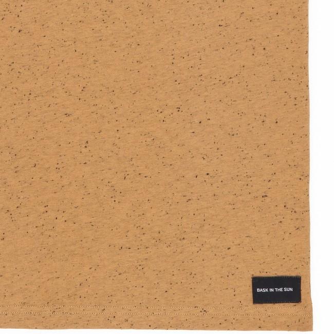 T-shirt en coton bio brown pantxoa - Bask in the Sun num 3