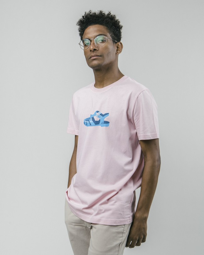 Iconic jelly t-shirt - Brava Fabrics