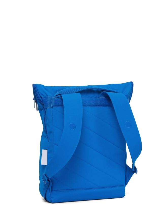 Sac à dos bleu recyclé - klak - pinqponq num 2