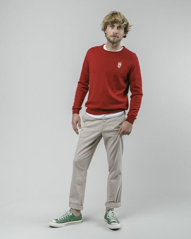 Curry to go pullover - Brava Fabrics num 3