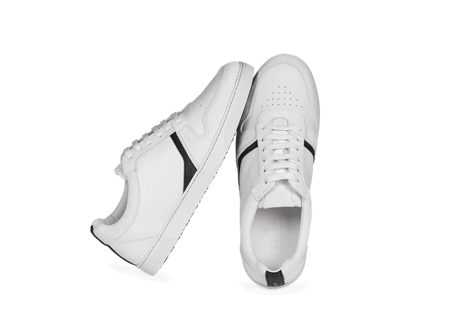 Chaussure semelle pneu recyclé suède off-white - glencoe - Oth num 1