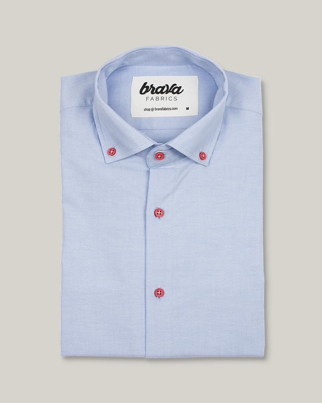 Red dots essential shirt - Brava Fabrics num 1