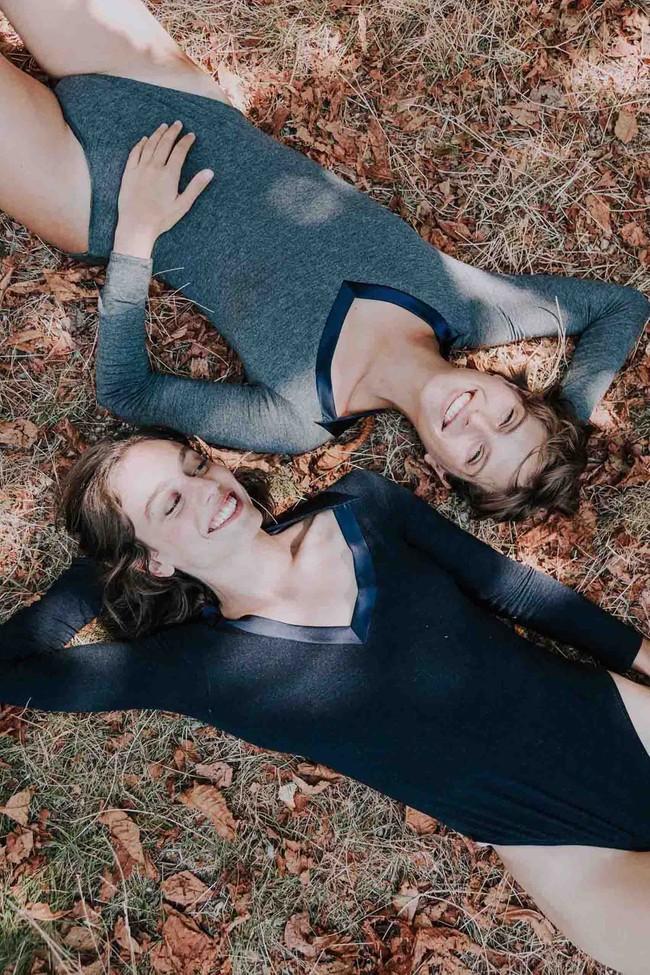 Body matin gris - Les Récupérables num 2